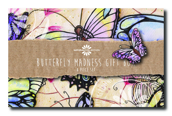 Butterfly Madness Gift Box