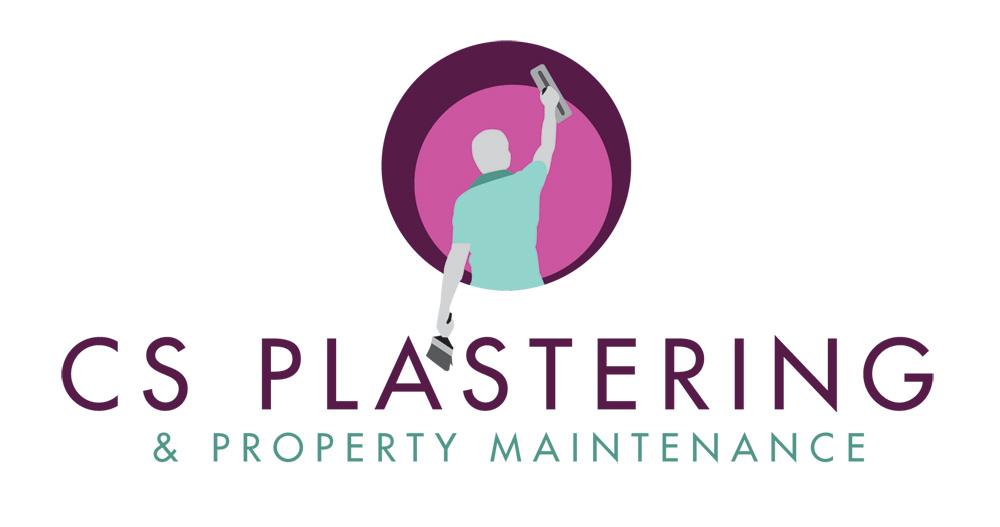CS Plastering Van Signage