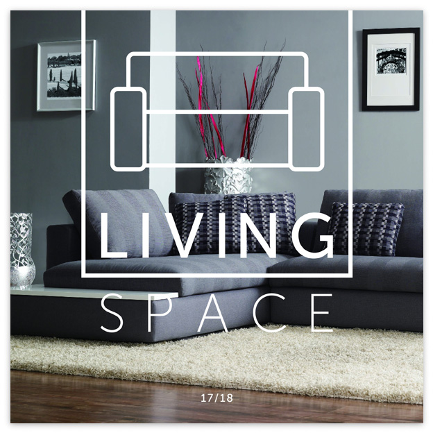 Living Space Brochure Front Cover