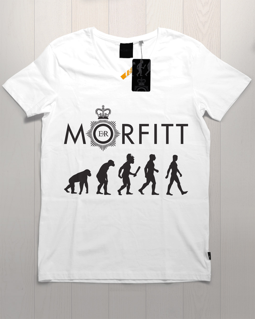 Morfitt T-Shirt Mock Up