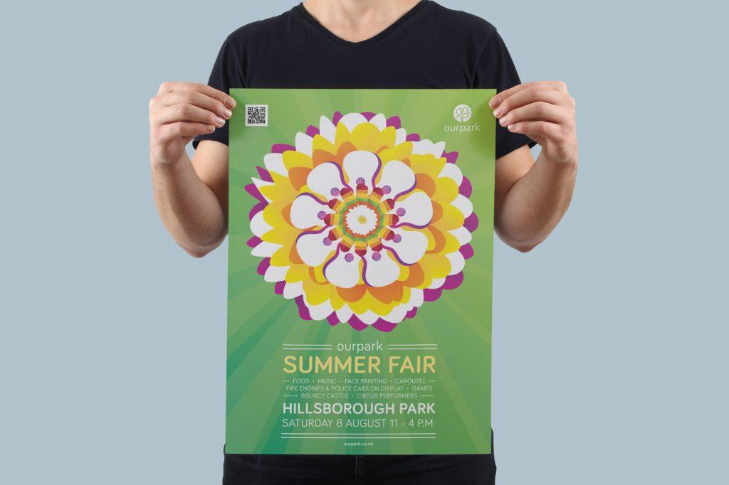 Ourpark Fair Poster