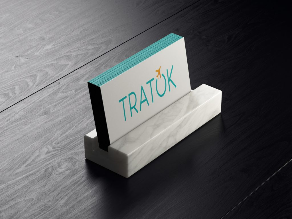 Tratok Business Card