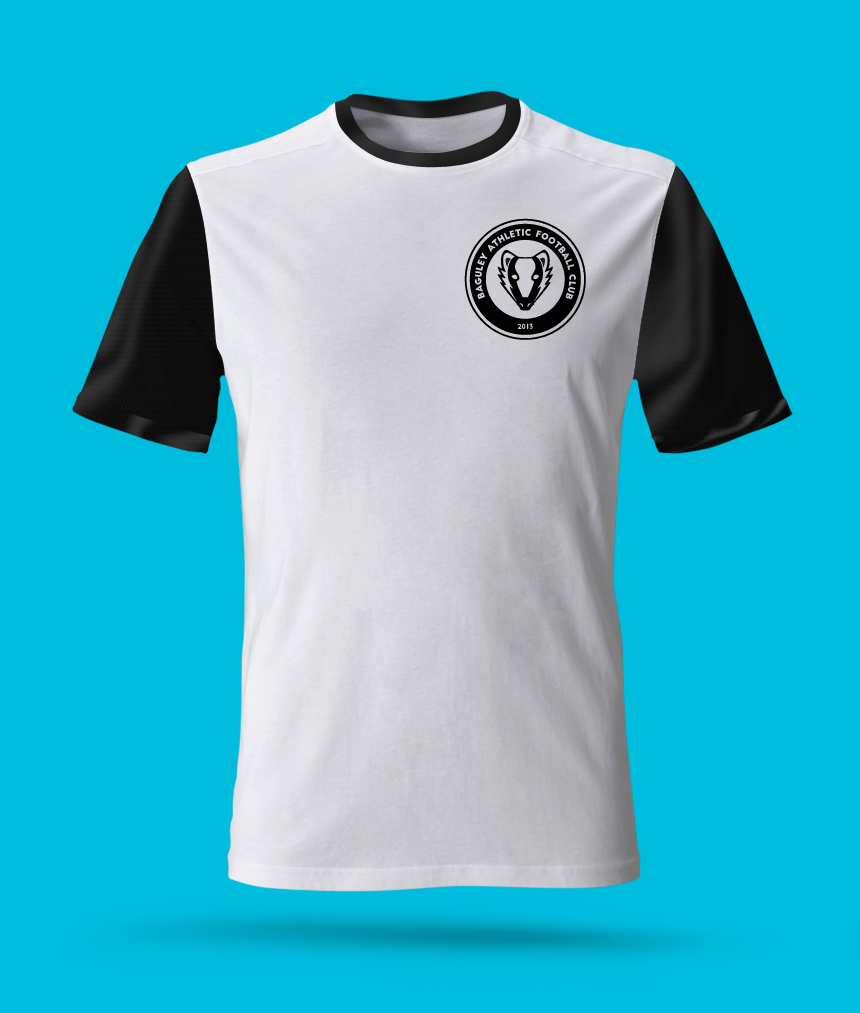 baguley athletic t-shirt